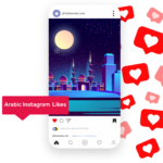 Buy Arabic Instagram likes